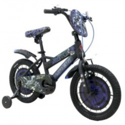 BMX 16 Element Black Panther