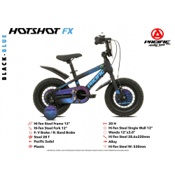 BMX 12 Pacific Hot Shot FX 3.0