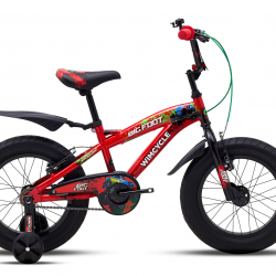 BMX 16 Wim Cycle Bigfoot